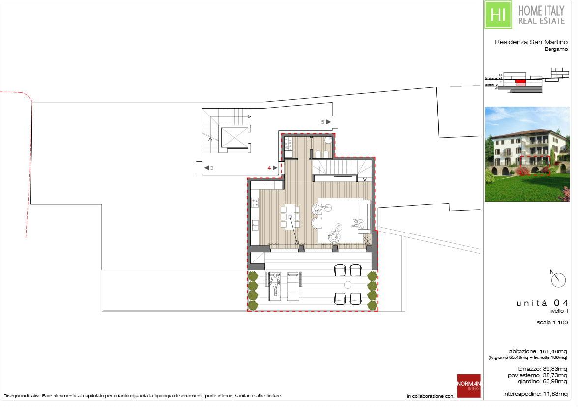 Residenza San Martino Unità 04
