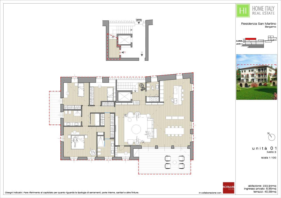 Residenza San Martino Unità 01