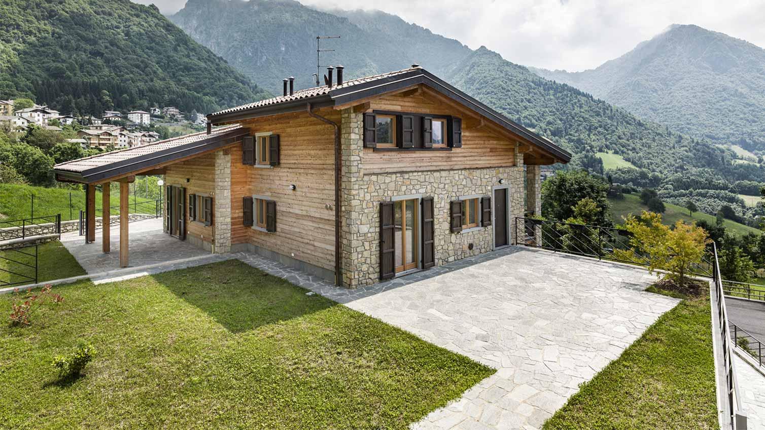 Residenza gli Chalet di Cornalba